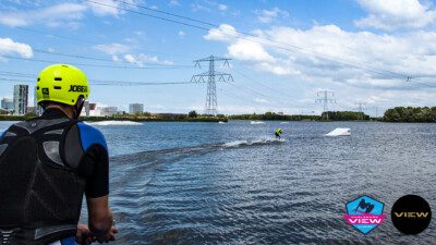 Wakeboarding, Waterskiing, and Cable Wake Parks in Almere: Cablepark Almere