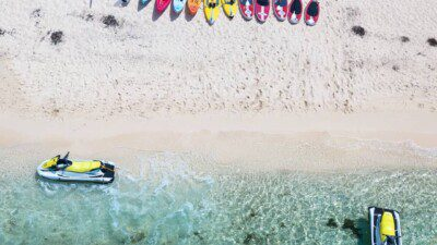 Wakeboarding, Waterskiing, and Cable Wake Parks in Grand Cayman: Red Sail Sports