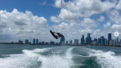 Wakeboarding, Waterskiing, and Cable Wake Parks in Miami: Gator Bait Wakeboard School of Miami LLC