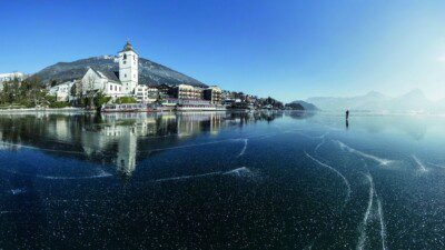 Wakeboarding, Waterskiing, and Cable Wake Parks in St Wolfgang: Hotel Weisses Rössl