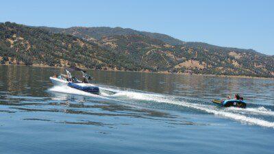 Wakeboarding, Waterskiing, and Cable Wake Parks in Napa: Lake Berryessa Marina