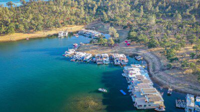 Wakeboarding, Waterskiing, and Cable Wake Parks in La Grange: Lake Don Pedro Marina