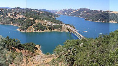 WakeScout listings in California: Lake Sonoma Marina