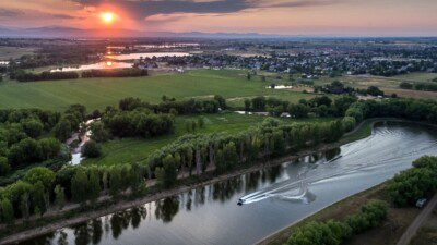 Wakeboarding, Waterskiing, and Cable Wake Parks in Windsor: Laku Landing