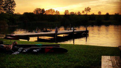 Wakeboarding, Waterskiing, and Cable Wake Parks in Decatur: P.I.T.S. Water Ski Club