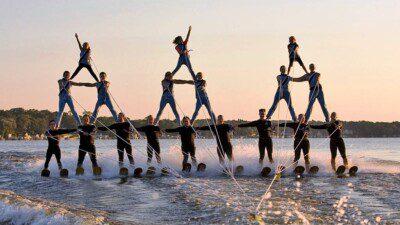 Pewaukee Lake Water Ski Club