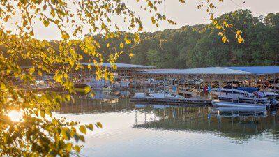 Paradise Rental Boats / Port Royale Marina on Lake Lanier