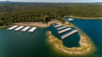 Wakeboarding, Waterskiing, and Cable Wake Parks in Mountain Home: Quarry Marina