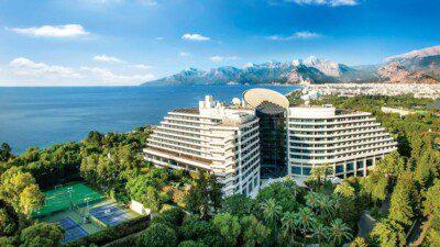 WakeScout listings in Turkey: Rixos Antalya Resort & Spa