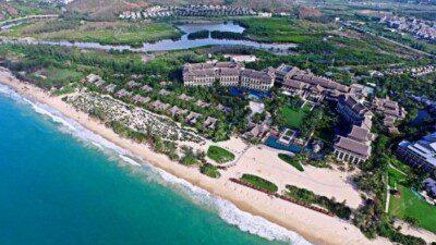 WakeScout listings in Hainan: Ritz-Carlton Sanya