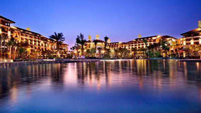 WakeScout listings in Hainan: Kempinski Hotel Haitang Bay Sanya