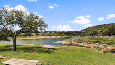 Wakeboarding, Waterskiing, and Cable Wake Parks in Burnet: Thunderbird Lodge and Marina at Spider Mountain