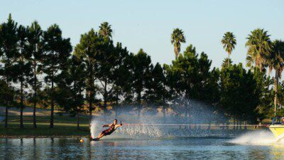 Wakeboarding, Waterskiing, and Cable Wake Parks in Clermont: Swiss Waterski Resort