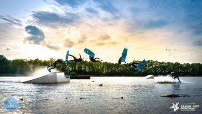 Wakeboarding, Waterskiing, and Cable Wake Parks in Groningen: TSVG
