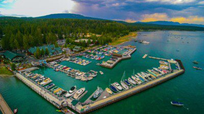 Wakeboarding, Waterskiing, and Cable Wake Parks in Tahoe City: Tahoe City Marina