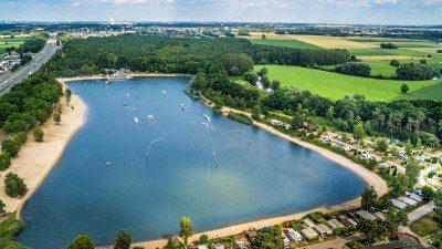 Wasserskianlage Blauer See