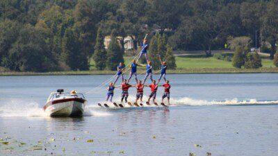 WakeScout listings in Florida: Lakeland Waterski Club