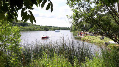 Wakeboarding, Waterskiing, and Cable Wake Parks in New Chapel: Wiremill Water Ski Club