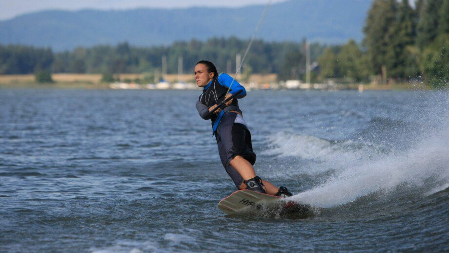 Blue Turns Water Sports