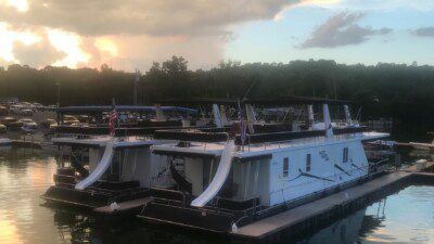 Wakeboarding, Waterskiing, and Cable Wake Parks in New Tazewell: Cedar Grove Marina