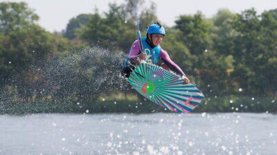 Wakeboarding, Waterskiing, and Cable Wake Parks in Thurmaston: Charnwood Water Ski and Wakeboard Club