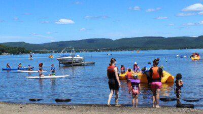 Water Sport Schools in Quebec: Courant Marin
