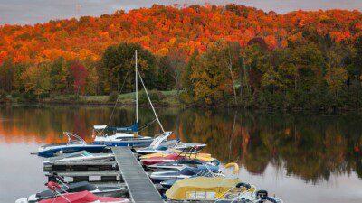 Water Sport Resorts in Ontario: Deerhurst Resort