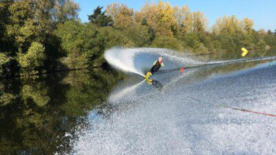 WakeScout listings in Hampshire: Ellingham Waterski and Wakeboard Club