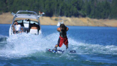 Wakeboarding, Waterskiing, and Cable Wake Parks in Redding: Ensane Wakeboard School