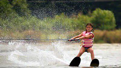 Wakeboarding, Waterskiing, and Cable Wake Parks in Eastman: Linda Giddens Water Ski School