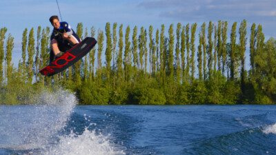 Wakeboarding, Waterskiing, and Cable Wake Parks in Witney: Hardwick Watersports Centre