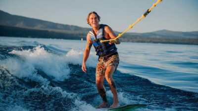 WakeScout listings in California: High Sierra Water Ski School