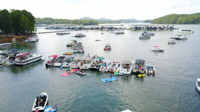 Wakeboarding, Waterskiing, and Cable Wake Parks in Acworth: Holiday Harbor Marina