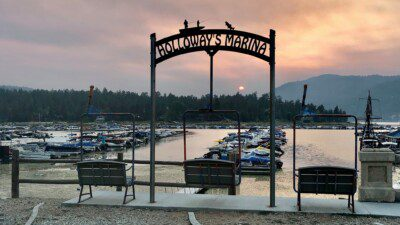 WakeScout listings in California: Holloways Marina and RV Park