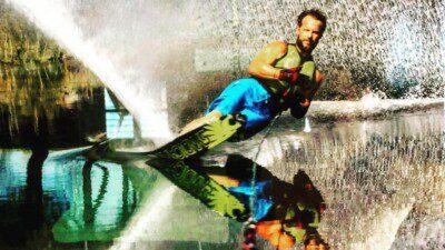 Kaiafas Water Ski Resort
