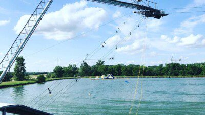 Wakeboarding, Waterskiing, and Cable Wake Parks in Paola: KC Watersports