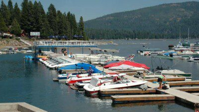 WakeScout listings in California: Knotty Pine Resort and Marina
