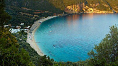 WakeScout listings in Greece: Lichnos Beach Hotel & Suites