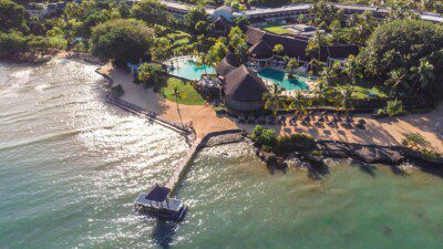 Wakeboarding, Waterskiing, and Cable Wake Parks in Turtle Bay: Maritim Hotel Mauritius