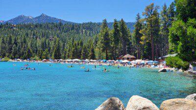 WakeScout listings in California: Meeks Bay Resort and Marina