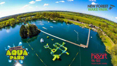 Wakeboarding, Waterskiing, and Cable Wake Parks in Fordingbridge: New Forest Water Park