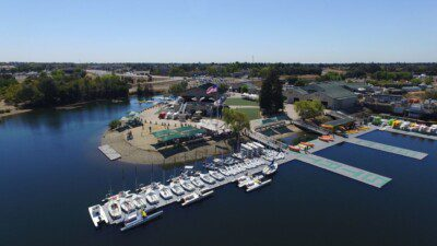 Wakeboarding, Waterskiing, and Cable Wake Parks in Gold River: Sacramento State Aquatic Center
