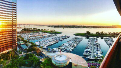 WakeScout listings in California: San Diego Marriott
