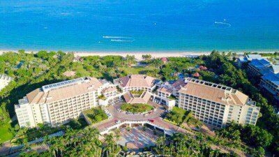 WakeScout listings in Hainan: Sanya Marriott Resort & Spa