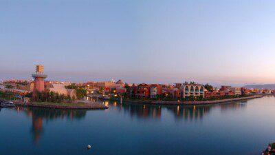 Wakeboarding, Waterskiing, and Cable Wake Parks in El Gouna: Sheraton Miramar Resort El Gouna