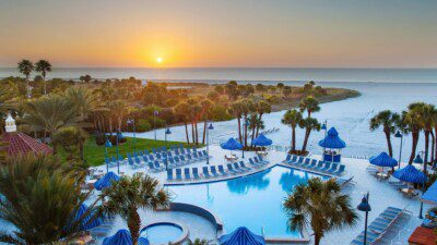 Wakeboarding, Waterskiing, and Cable Wake Parks in Clearwater Beach: Sheraton Sand Key Resort