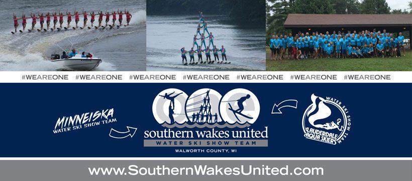 Southern Wakes United Water Ski Show Team