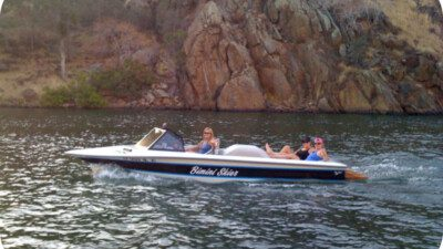 Wakeboarding, Waterskiing, and Cable Wake Parks in Jamestown: South Lake Tulloch Marina