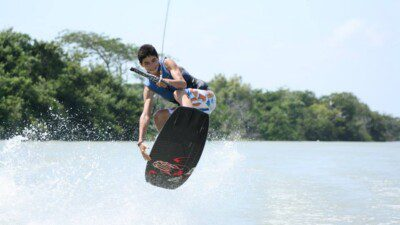 Water Sport Schools in Mexico: Wake Camp