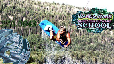 Wakeboarding, Waterskiing, and Cable Wake Parks in Kamloops: Wake2Wake Board School